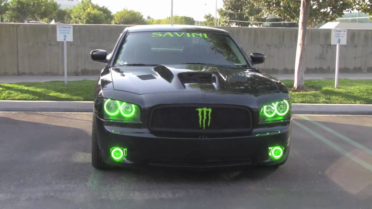 Monster Dodge Charger Youtube