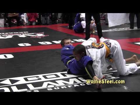 Wolfie Steel vs
