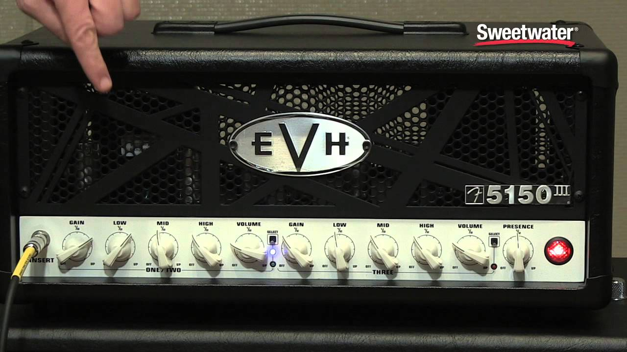 evh 5150 iii mini tube guitar amplifier review sweetwater sound youtube. Black Bedroom Furniture Sets. Home Design Ideas
