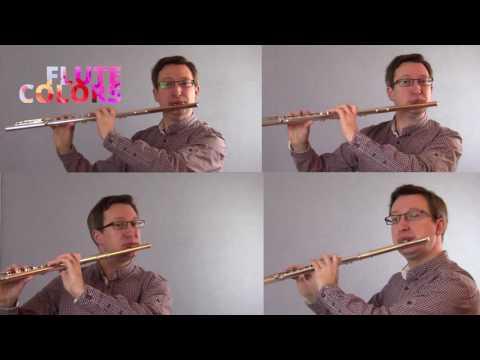 Jingle bells - The Flute Colors way!