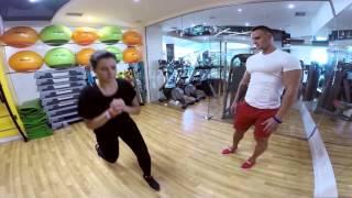 Базовые упражнения для всех групп мышц. Девушки!(Девушки-красавицы! Данное видео создано специально для тех, кто только в начале своего пути к идеальному..., 2015-10-06T05:39:56.000Z)