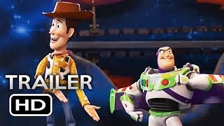 TOY STORY 4 Official Teaser Trailer 2 (2019) Tom Hanks, Tim Allen Disney Pixar Animated Movie HD