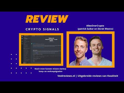 Crypto Signals Review: Winst met AllesOverCrypto? (koop- en verkoopsignalen) – Mijn Ervaringen!