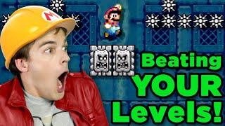 You Pick My Mario Maker 2 Levels! | Super Mario Maker 2 (Fan Levels)