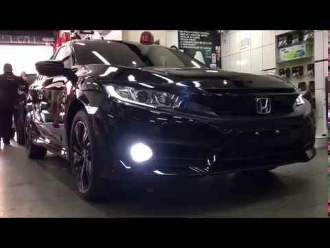 honda civic 2017 superleds honda civic 2017 led honda. Black Bedroom Furniture Sets. Home Design Ideas