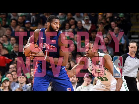 NBA Daily Show: Nov. 28 - The Starters