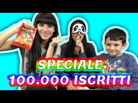 Assaggi con mamma!!! SPECIALE 100.000 ISCRITTI  - (Munchpak aprile)