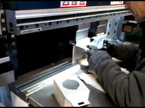 Sheet Metal Work - CNC Bending - Trumpf 7036 Press Brake