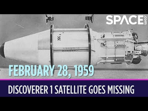OTD in Space – February 28: Discoverer 1 Spy Satellite Goes Missing After Launch