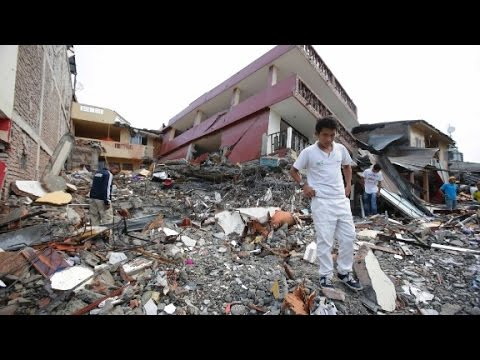 Ecuador earthquake: Death toll soars