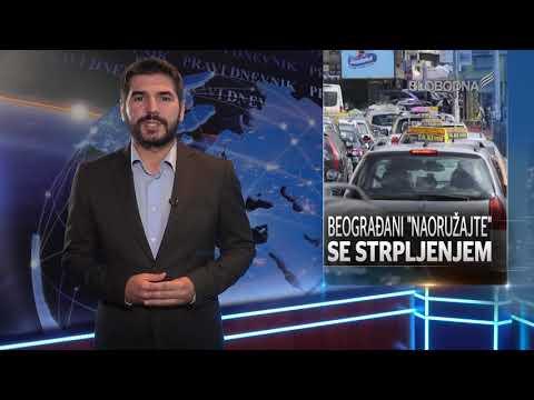 Prave Vesti 7. Oktobar 2019.