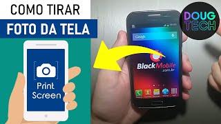 Samsung Galaxy Win Duos - ScreenShot ( Como Tirar foto da Tela ) - Blackmobile.com.br