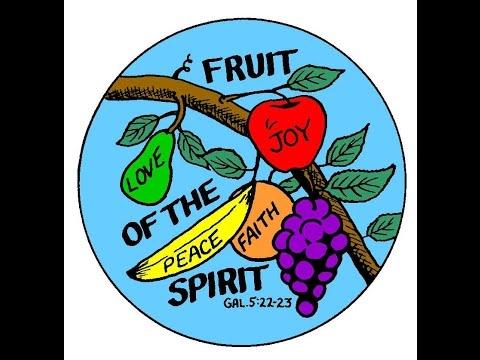Badge 11 TV Program  Fruit of the Spirit      HWH Club