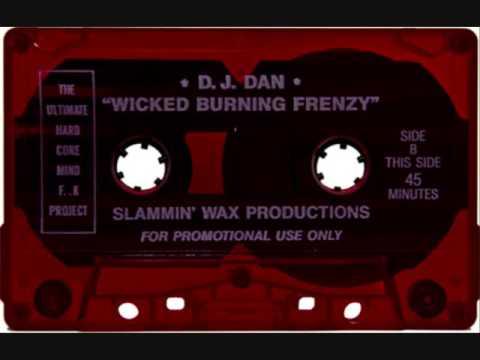 Dj Dan - Wicked Burning Frenzy (The Ultimate Mindf*ck Project - side B)