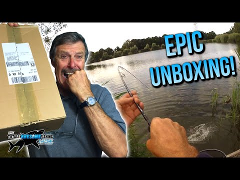 Epic Unboxing And Catching Fish!! | TAFishing