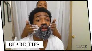 Black Men Beard Care: 4 Ways To Get Your Beard Swag
