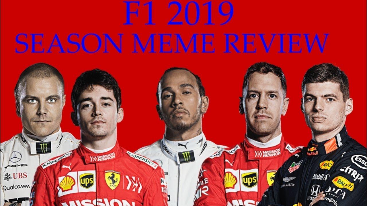 F1 2019 Mid Season Meme Review Part 1 Youtube