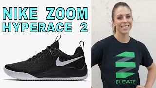 Nike Women's Zoom HyperAce 2 Volleyball Shoe Review