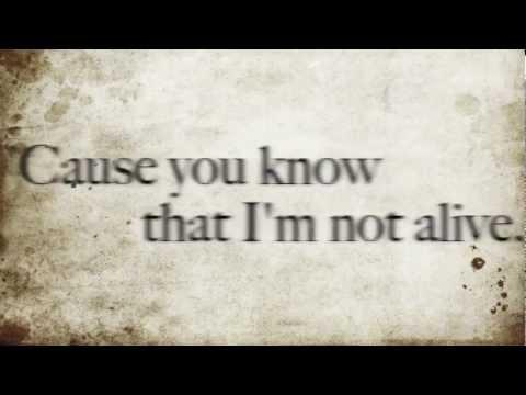 Kissing You Goodbye lyrics -- The Used (HQ)
