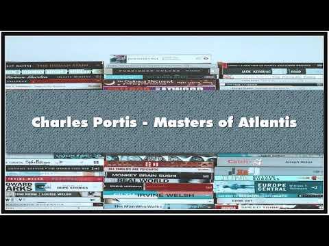 Charles Portis - Masters of Atlantis Audiobook