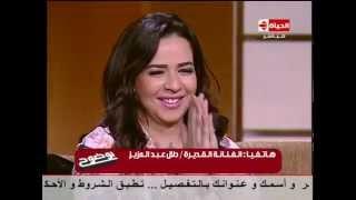 بوضوح - مداخلة الفنانة دلال عبدالعزيز : دنيا شبهي أكتر من إيمي