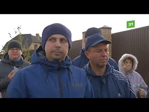 Канализация в Малиновке  Жители деревни в Сосновском районе бунтуют против прокладки системы водоотв