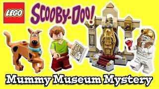 Lego Scooby Doo Mummy Museum Mystery 75900