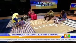 Bi. Msafwari Madhara Ya Simu Kwenye Ndoa