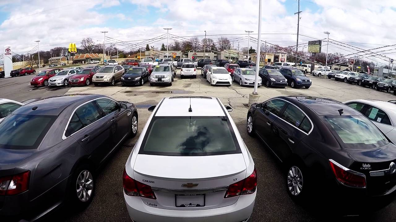 Labadie Toyota in Bay City, MI | New & Used Toyota Dealership