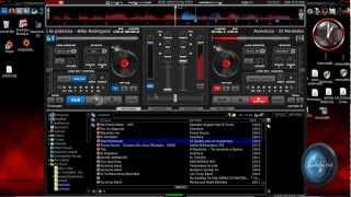 mezclando bachata en virtual dj