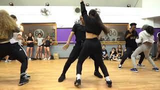 Gambar cover Bryson Tiller Run Me Dry   Steven Pascua Choreography