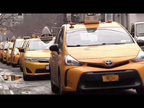 What Happened to All the Yellow Cabs? | NBC New York