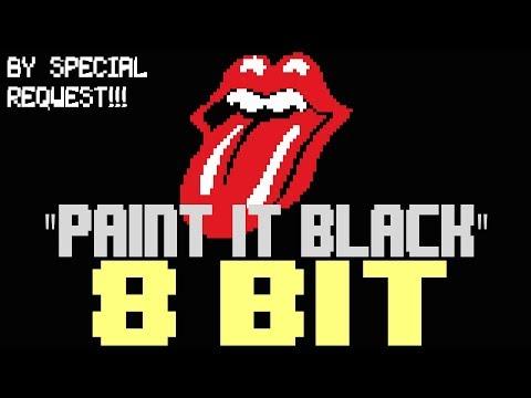 Paint It Black [8 Bit Tribute to The Rolling Stones] - 8 Bit Universe