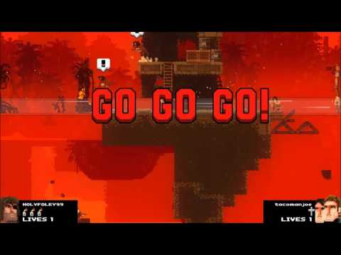 Broforce--A completely stable game |