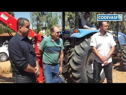 Codevasf estrutura produção agrícola familiar no Médio São Francisco baiano
