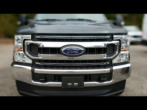 2020-ford-f-250-stx-with-7.3-gas-engine-first-drive
