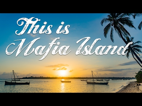 THIS IS MAFIA ISLAND | TANZANIA