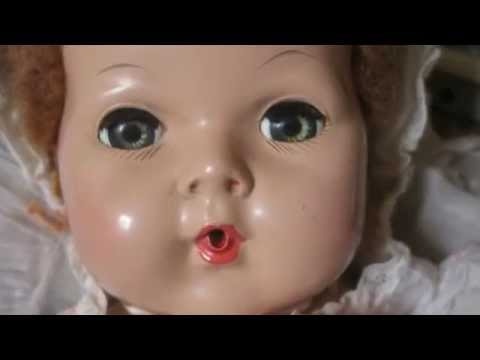 1950S Vintage Betsy Wetsy & Tiny Tears Baby Doll Collection