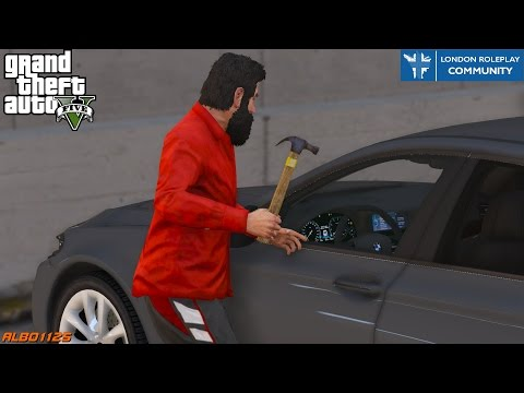 GTA5 LRPC - Thefts from Motor Vehicles (Civilian) - British Met Police Online - London RPC #7