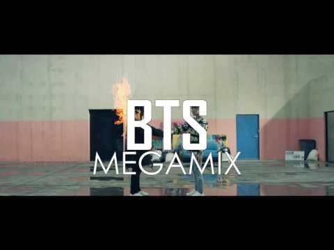 BTS (방탄소년단) MEGAMIX by MAMASE