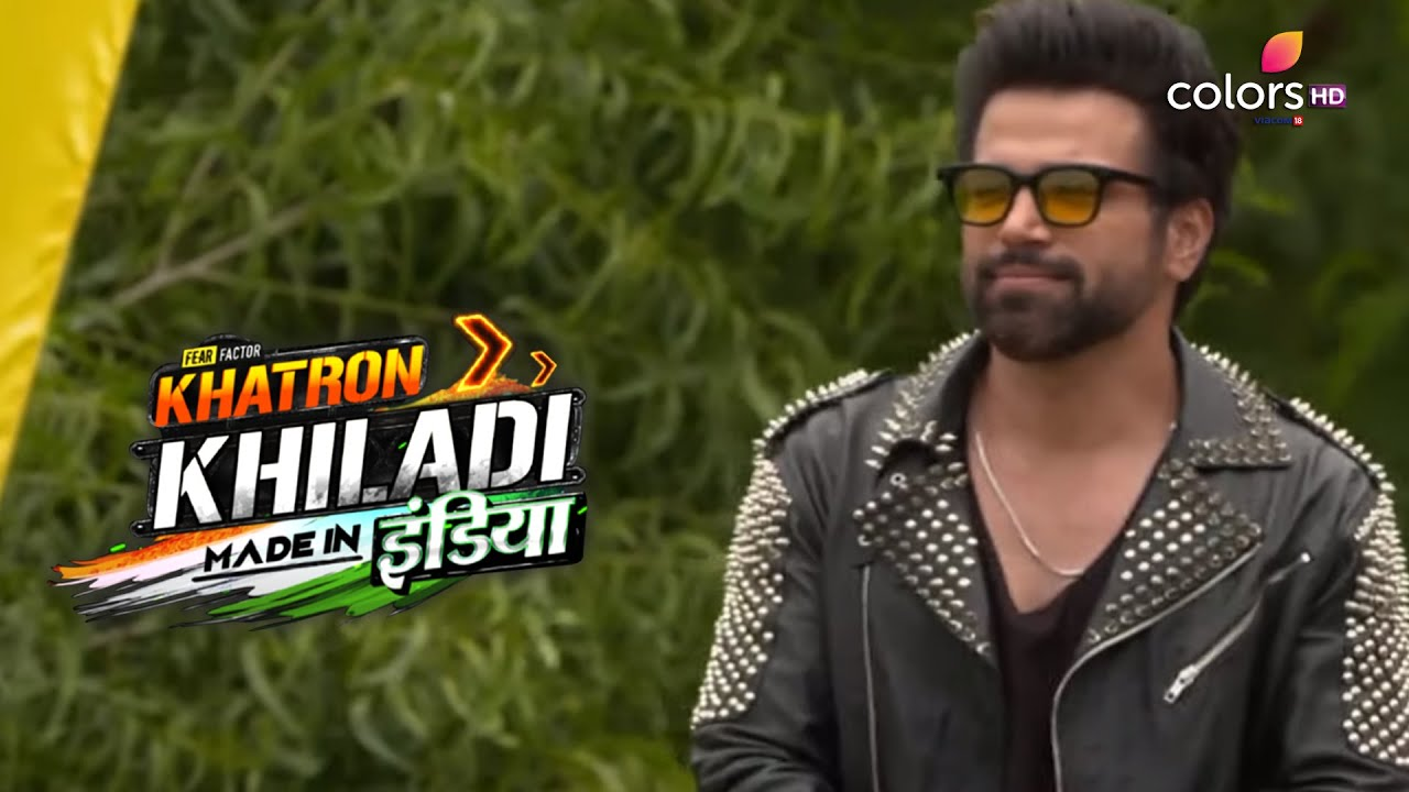 Khatron Ke Khiladi Made In India   खतरों के खिलाडी मेड इन इंडिया   Rithvik's Hilarious Antics!