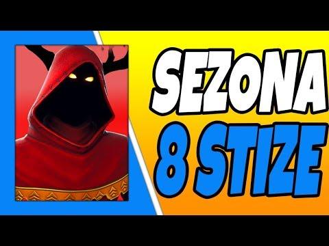 SEZONA 8 STIZE USKORO !!!