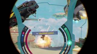 RIGS: Mechanized Combat League - PS VR Gameplay