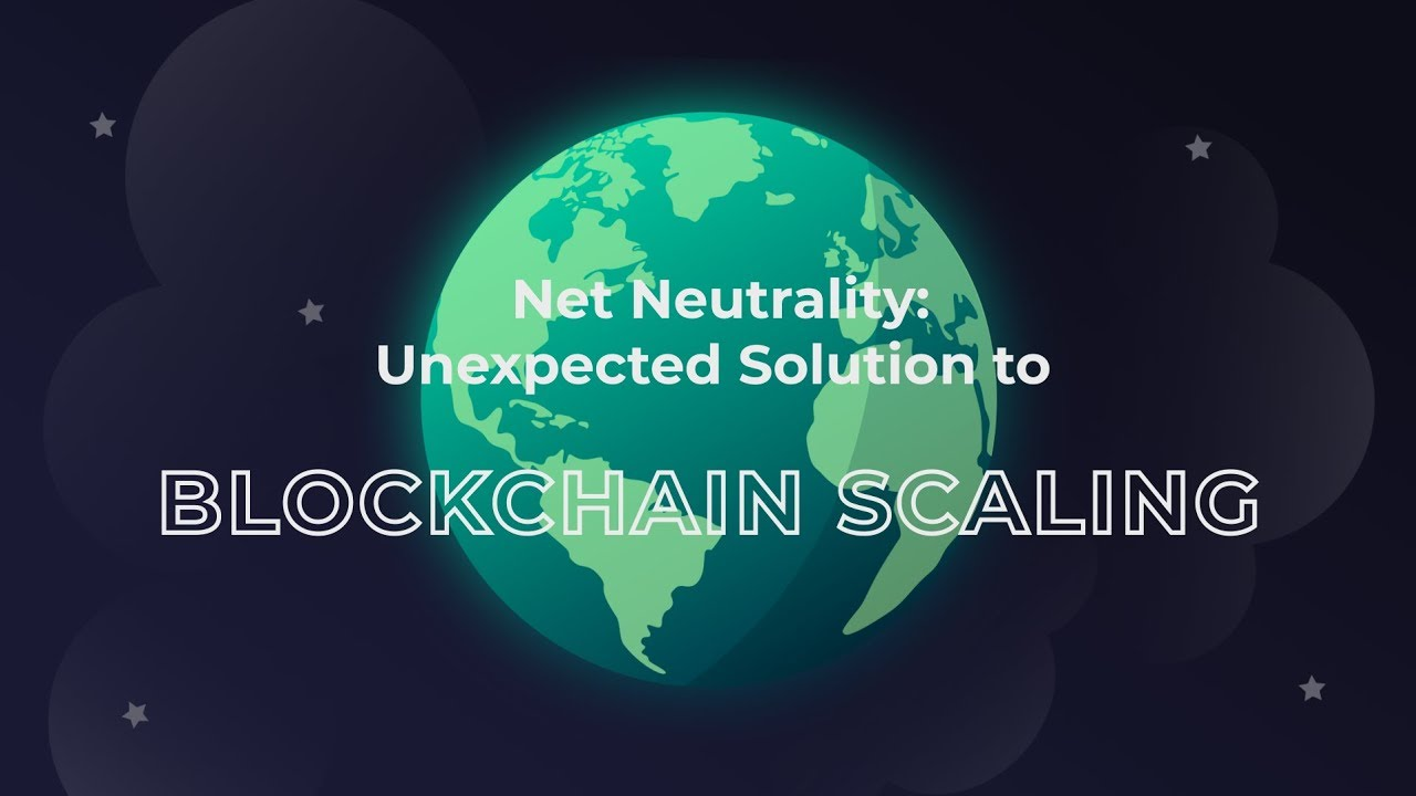 how net neutrality affects cryptocurrency
