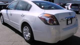 Usado 2012 Nissan Altima Para La Venta en Gainesville GA