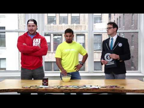 G FUEL | Lemon Juice World Record