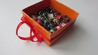 Make A Decorative Cardboard Storage Box - Diy Home - Guidecentral