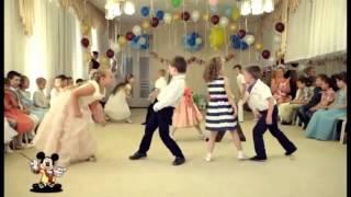 Танец буги вуги.