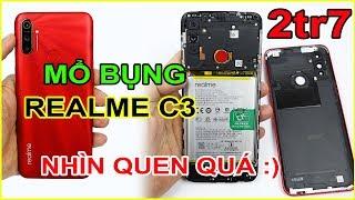 MỔ BỤNG Realme C3 giá 2tr7 trên LAZADA, SHOPEE. So sánh với Vsmart Joy 3   MUA HÀNG ONLINE