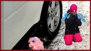 Freaky Joker Crushed Watermelon Under Car Bad Baby ДЖОКЕР РАЗДАВИЛ СОБАЧКУ